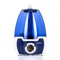Umidificator Camry pentru Camera cu Functie de Ionizare, Display LCD, Timer, Capacitate 330ml/h, Putere 30W CR7956
