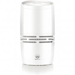 Umidificator de aer Philips HU4706/50, Tehnologie NanoCloud, Rezervor 1,3 l, 150 ml/h, Alb