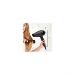 Uscator de par Hair dryer Remington AC 9007 Salon Collection, 2200 W, Negru