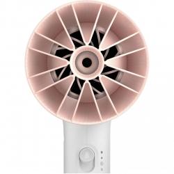 Uscator de par Philips BHD300/00, 1600W, Accesoriu TermoProtect, 3 setari de temperatura si viteza, Functie aer cald, Alb