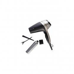 Uscator de par Remington Thermacare Pro 2300 D5715, 2100 W, Generator de ioni, 3 trepte de temperatura, 2 viteze, Negru
