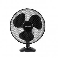 Ventilator de masa Mesko MS 7308,diametru 23 cm, 2 viteze, putere 30W, rotire 90 grade