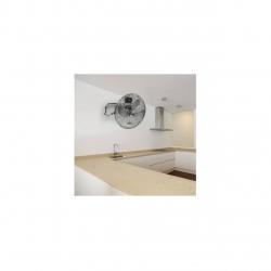 Ventilator DomoClip DOM271, 45 cm, 3 viteze, 100 W, Argintiu