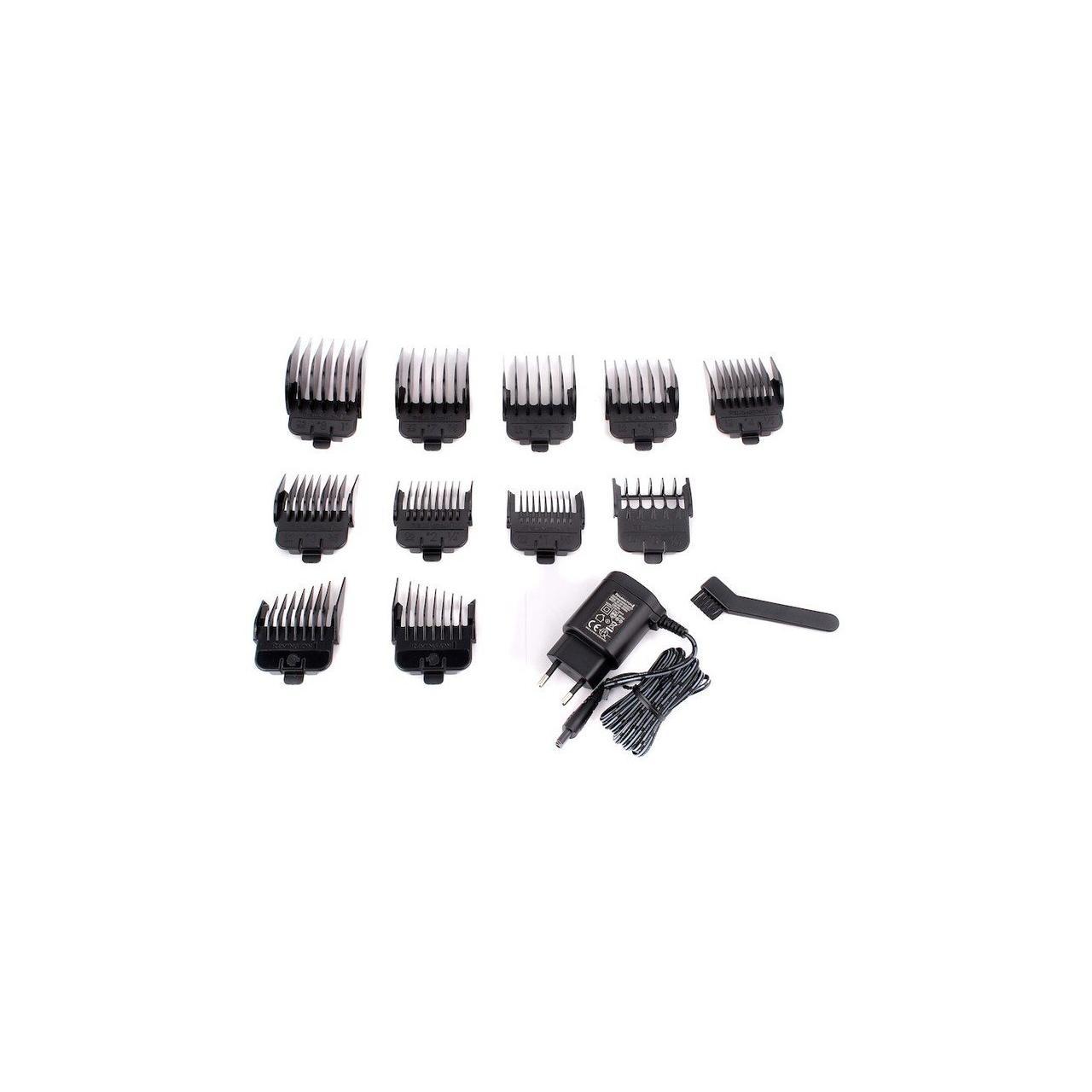 Aparat de tuns REMINGTON Virtually Indestructible HC5880, acumulator, 120 min, negru - gri
