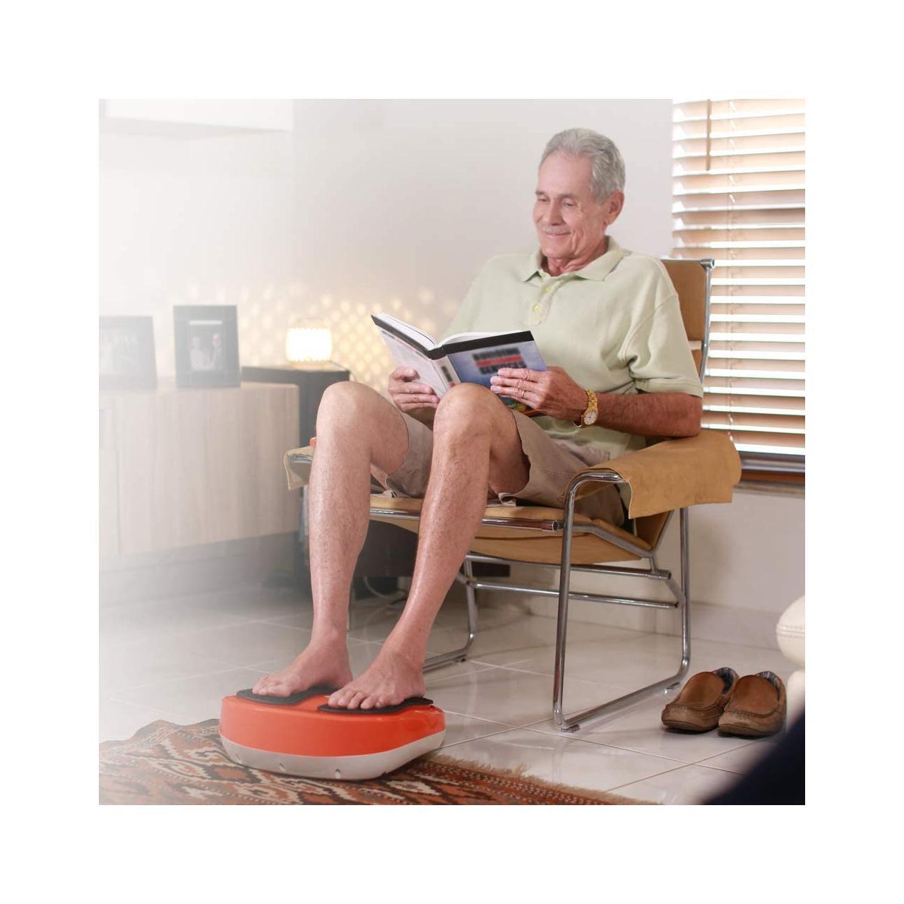 Aparat pentru masaj picioare VibroLegs